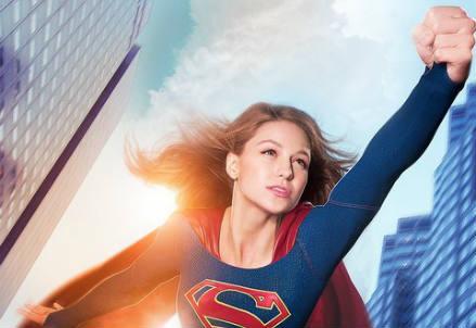Supergirl, in prima Tv su Italia 1