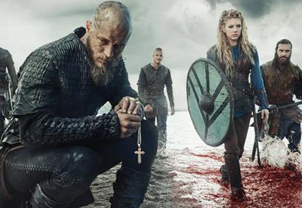 Stasera in Tv oggi, Rai: Vikings