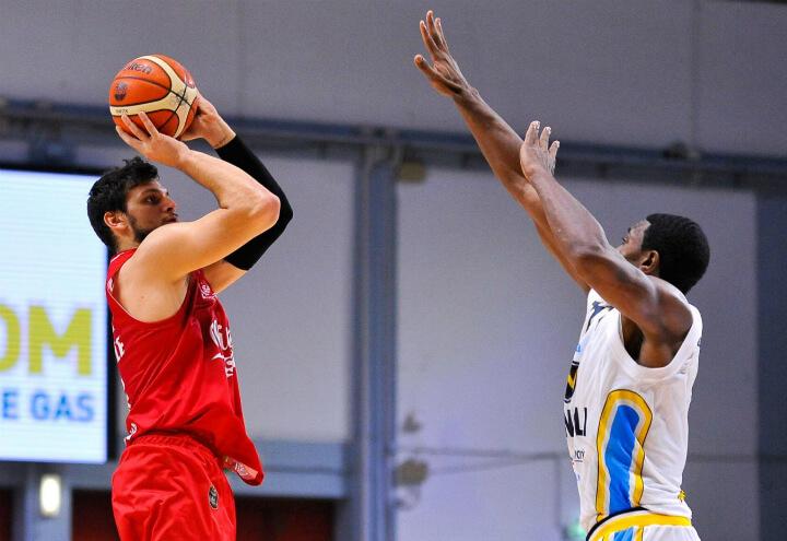 Basket, Gentile all'Hapoel Gerusalemme. Ecco la nuova squadra