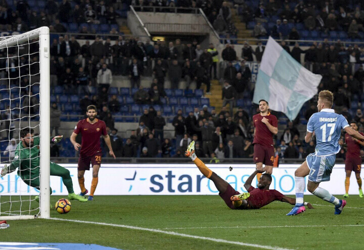 Lazio: importante vittoria in trasferta, 1-2 al Sassuolo