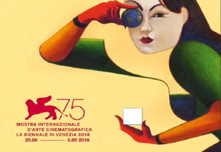 Festival del cinema di Venezia 2018