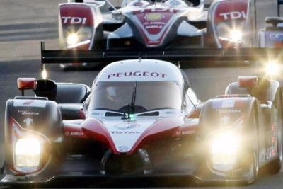 24 ore Le Mans (foto Ansa)