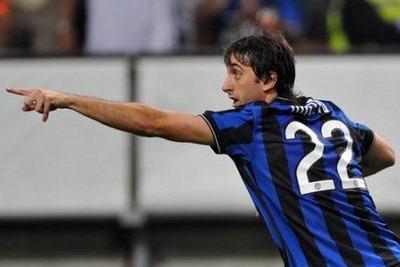 Dopo i 4 gol di mercoledi, Milito non può mancare nelle vostre fantasquadre (Infophoto)