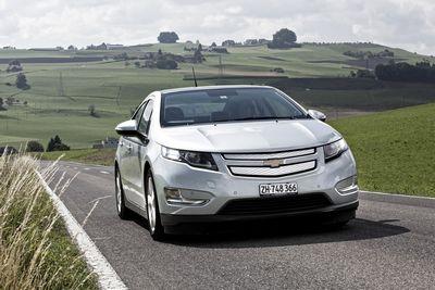 Chevrolet Volt / Opel Ampera