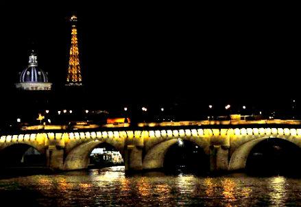 Parigi, Torre Eiffel - Infophoto