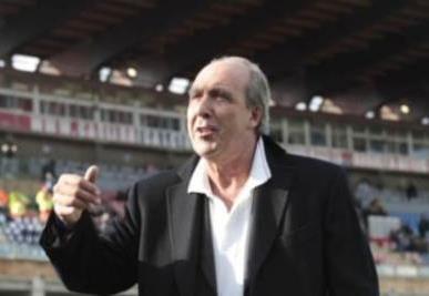 Ventura, allenatore del Torino (foto Ansa)