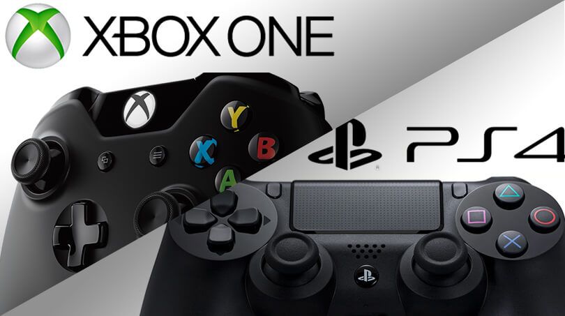 Xbox One e PlayStation 4